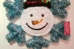 Snowman 18in